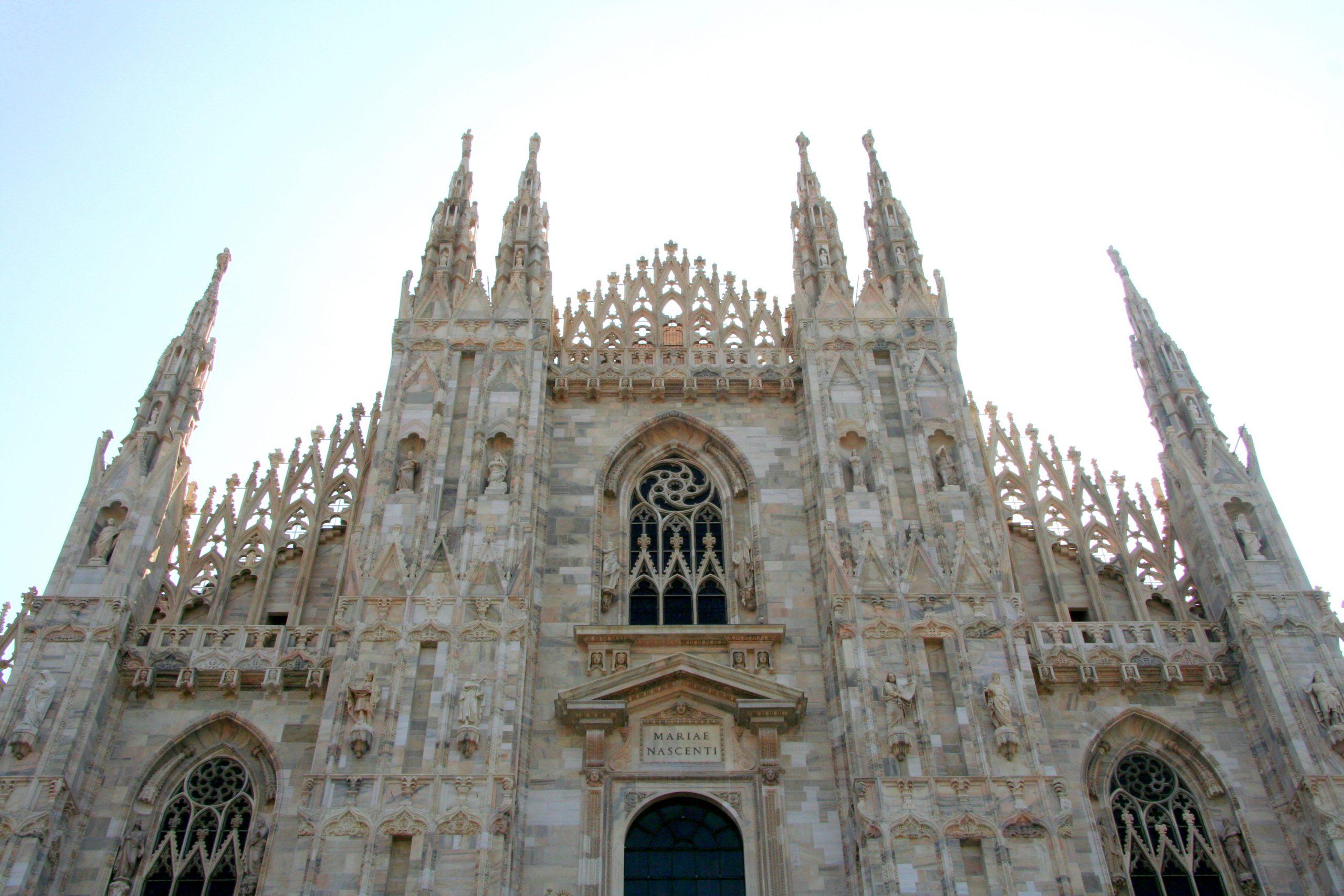 2008, Duomo di Santa Maria Nascente, Milan, Italy