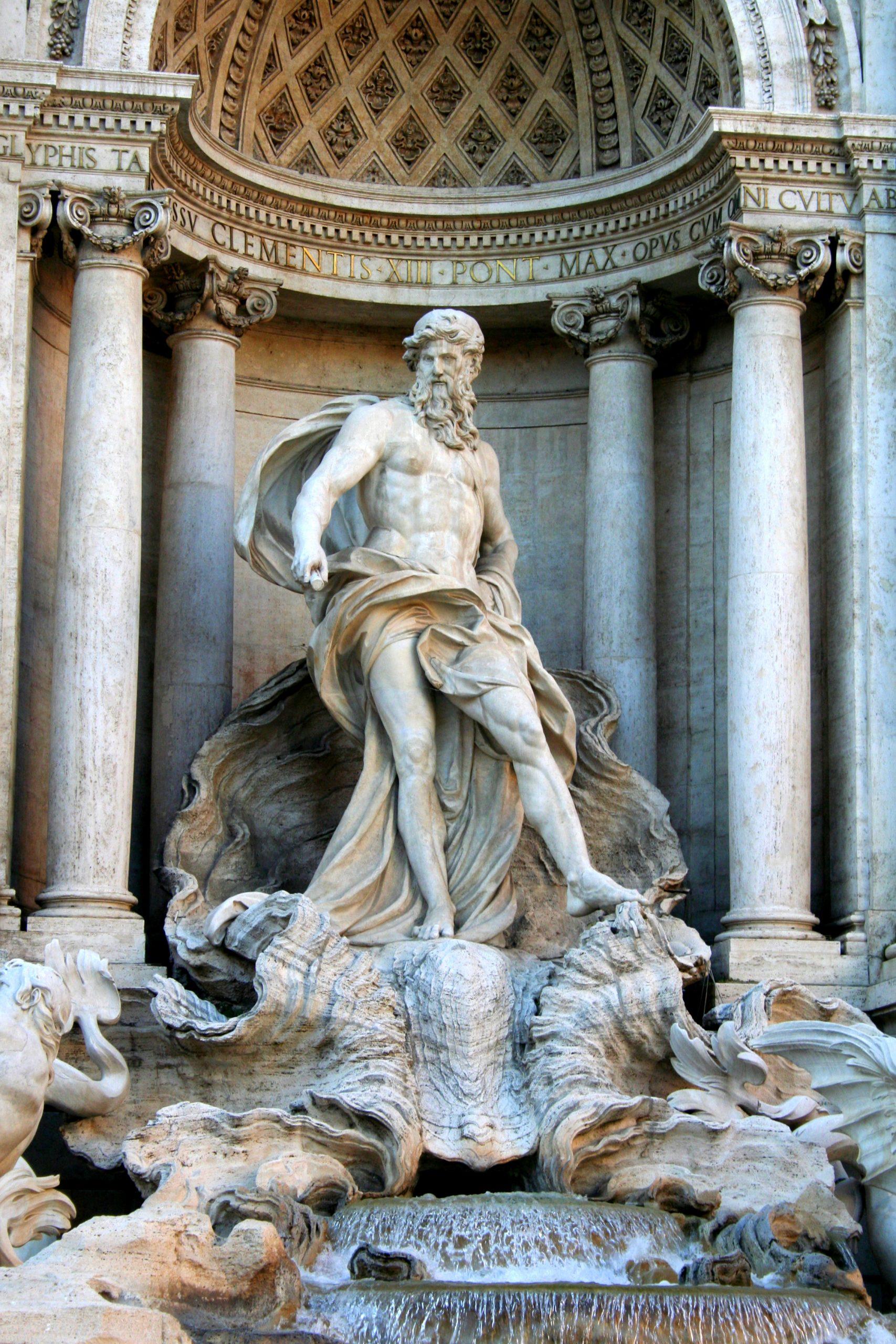 2007, Trevi Fountain, Rome, Italy