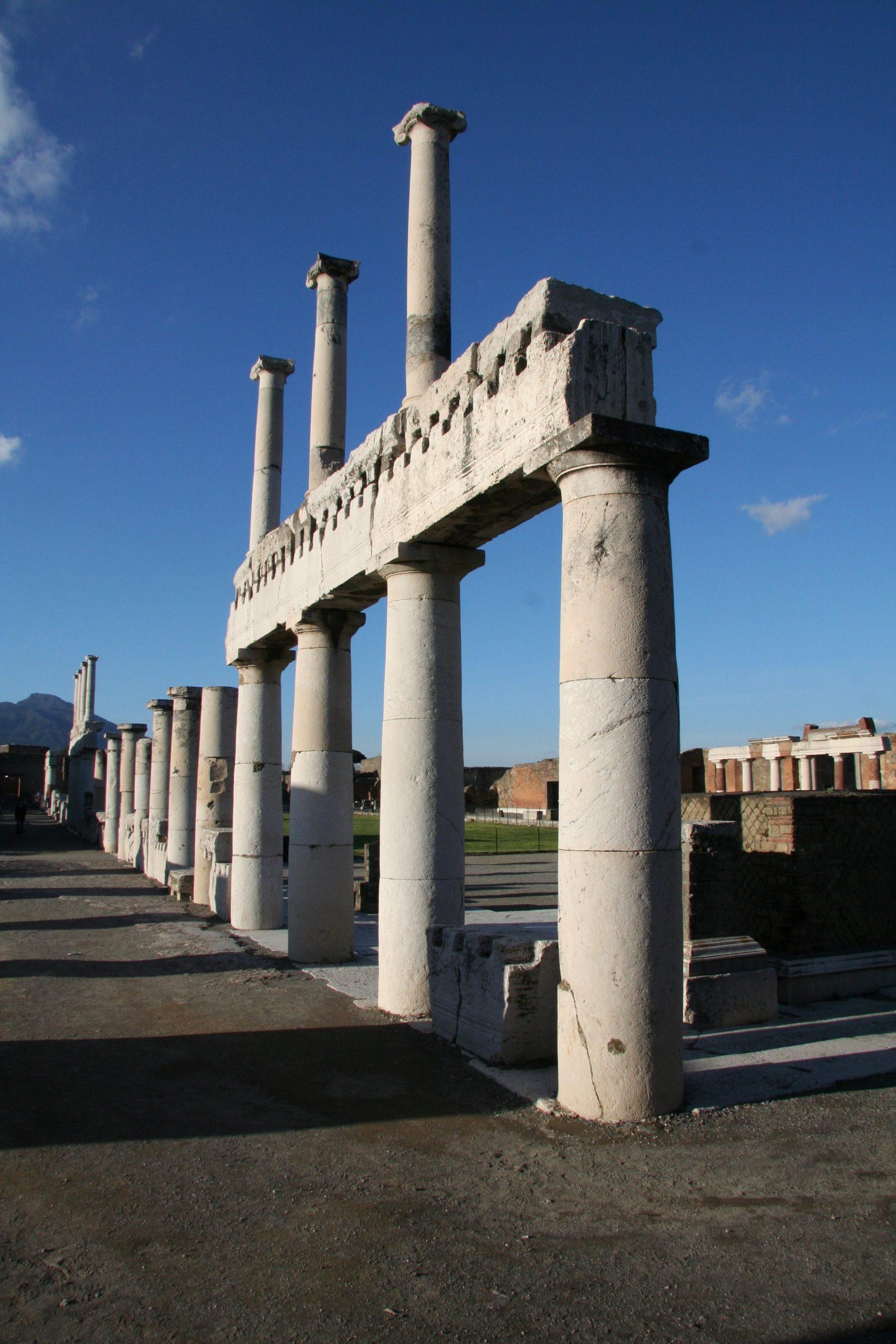 2009, Pompeii, Italy