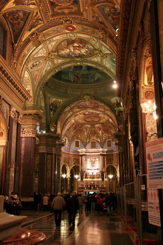 Santuario della Beata Vergine del Rosario, Pompeii, Italy