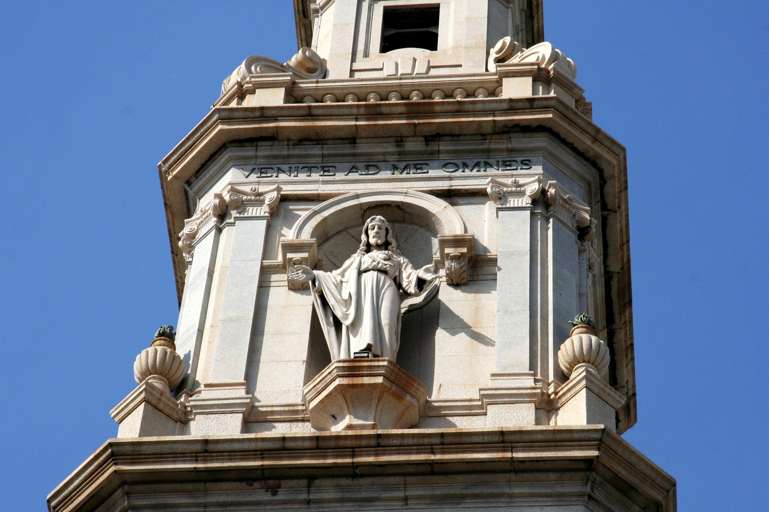 2009, Santuario della Beata Vergine del Rosario, Pompeii, Italy