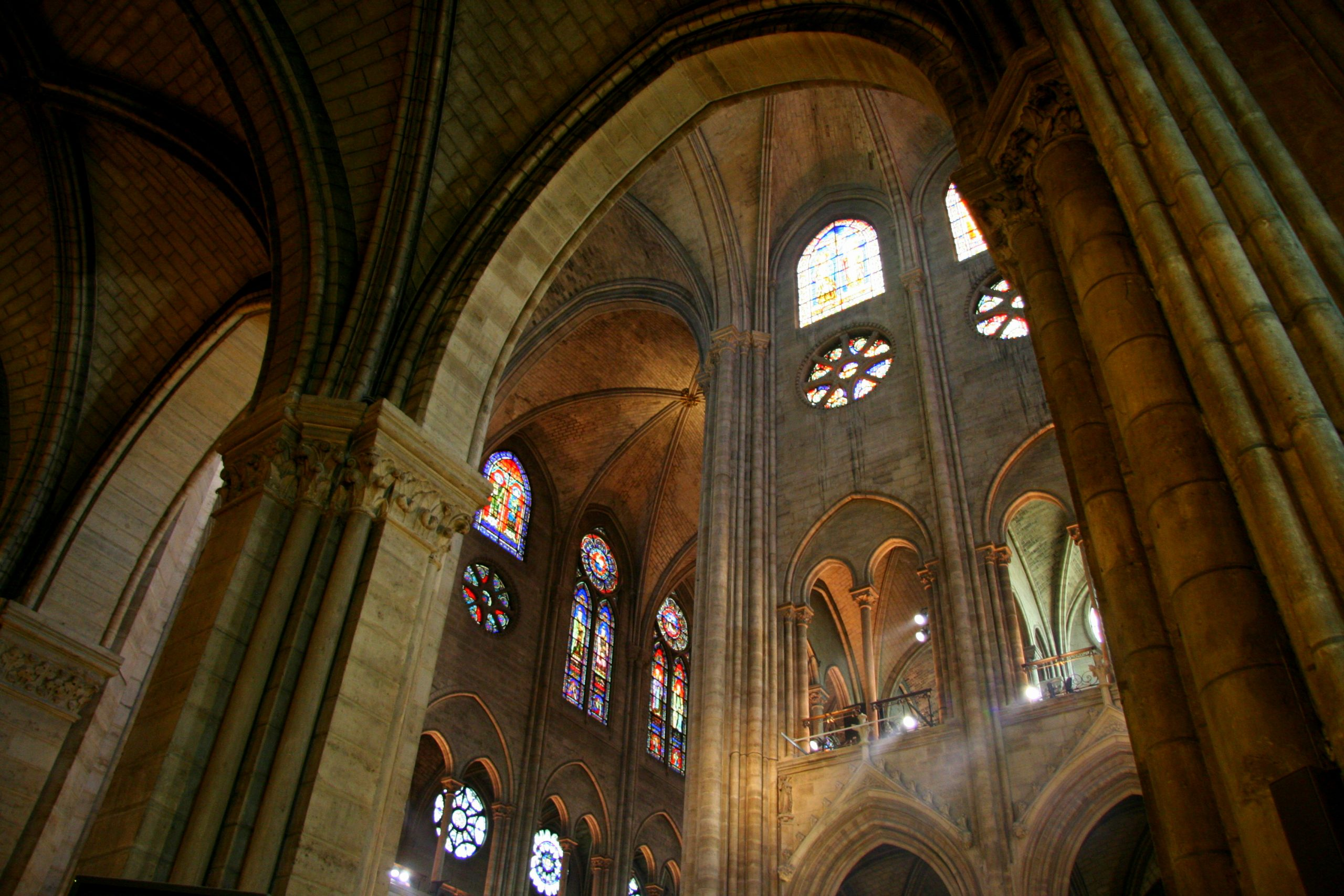2014, Cathedrale Notre-Dame, Paris, France
