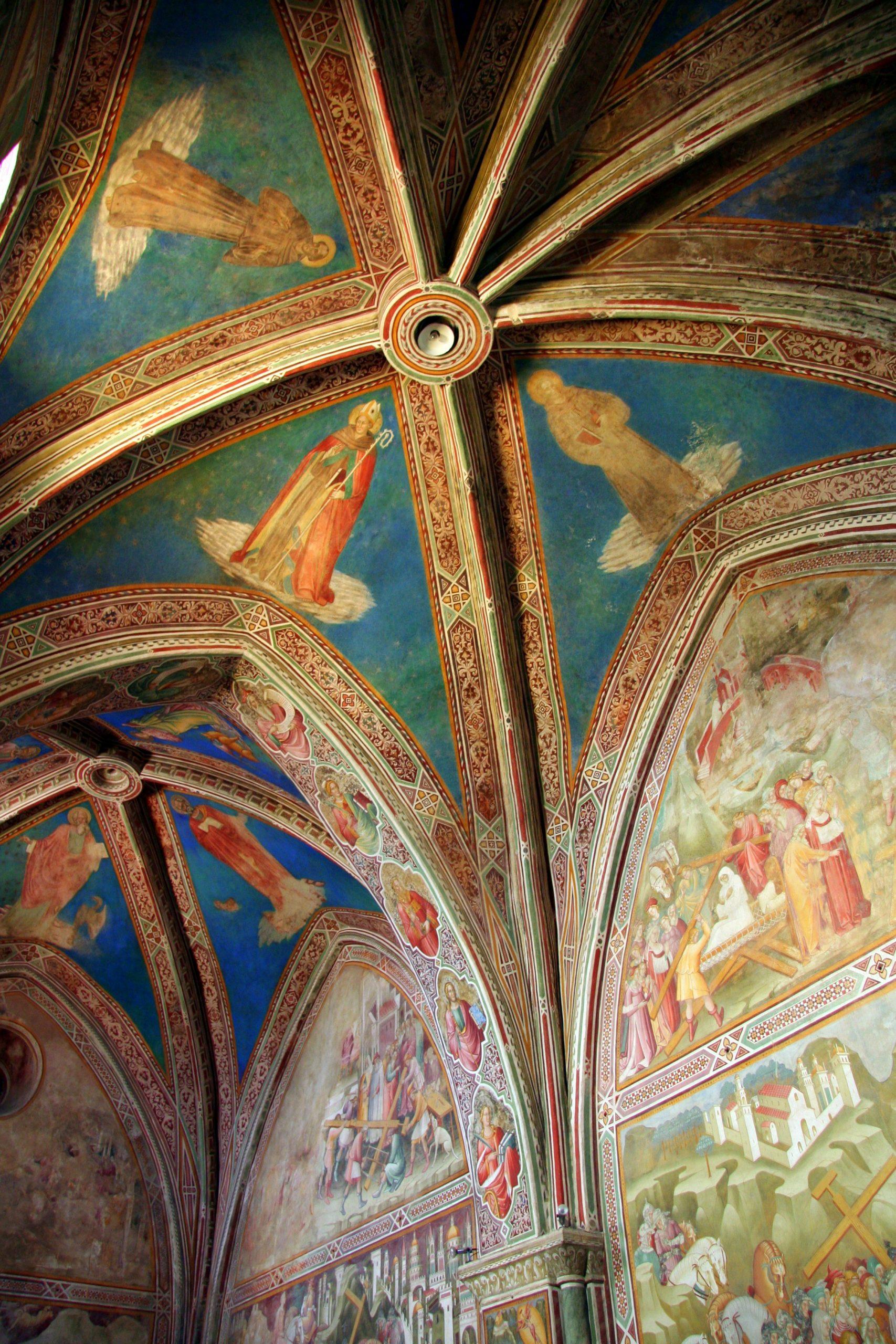 2008, Church of San Francesco, Volterra, Italy