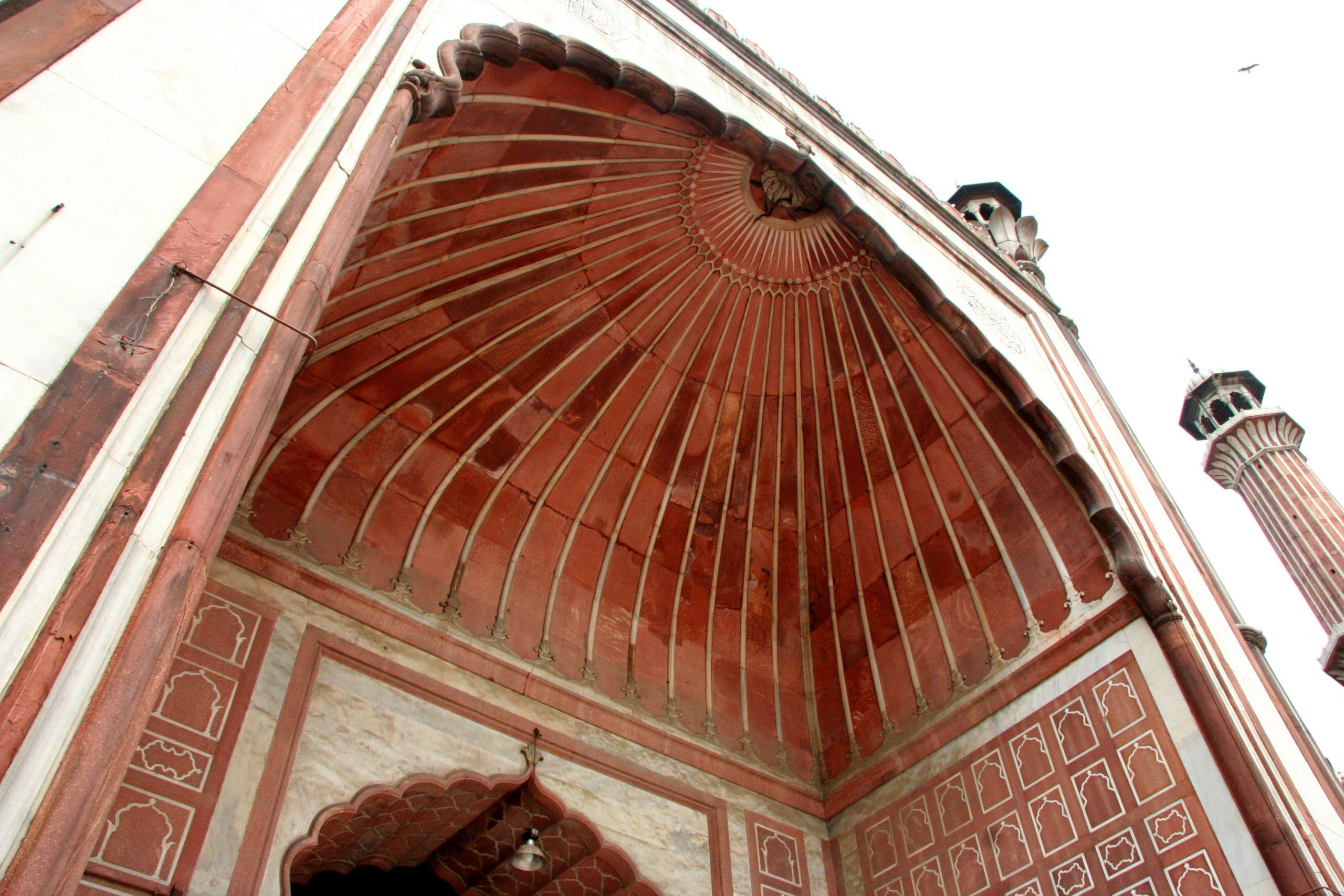 2015, Jama Masjid, Delhi, India