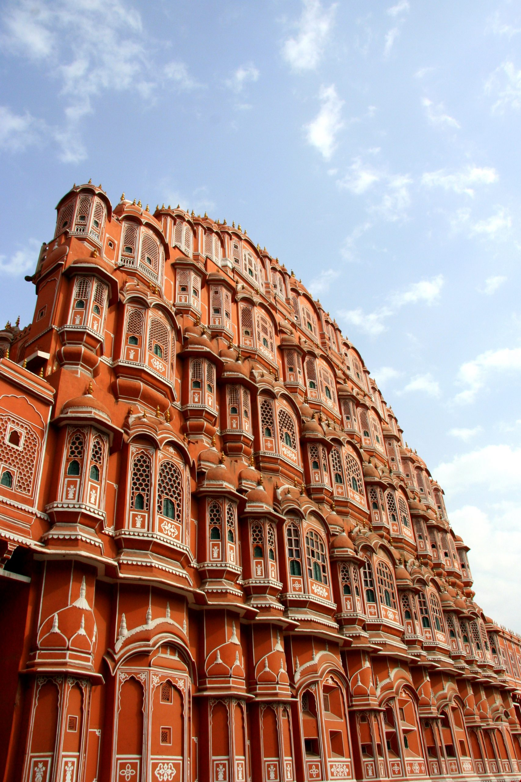2015, Hawa Mahal (Palace of the Winds), Jaipur, India