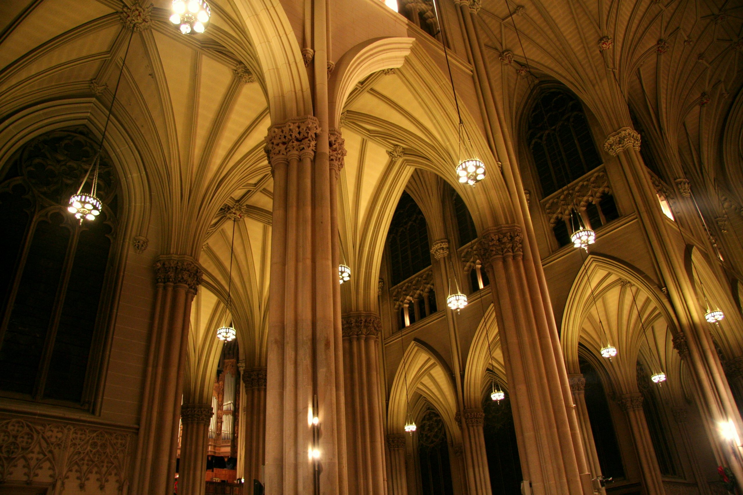 2010, St. Patrick's Cathedral, New York, New York