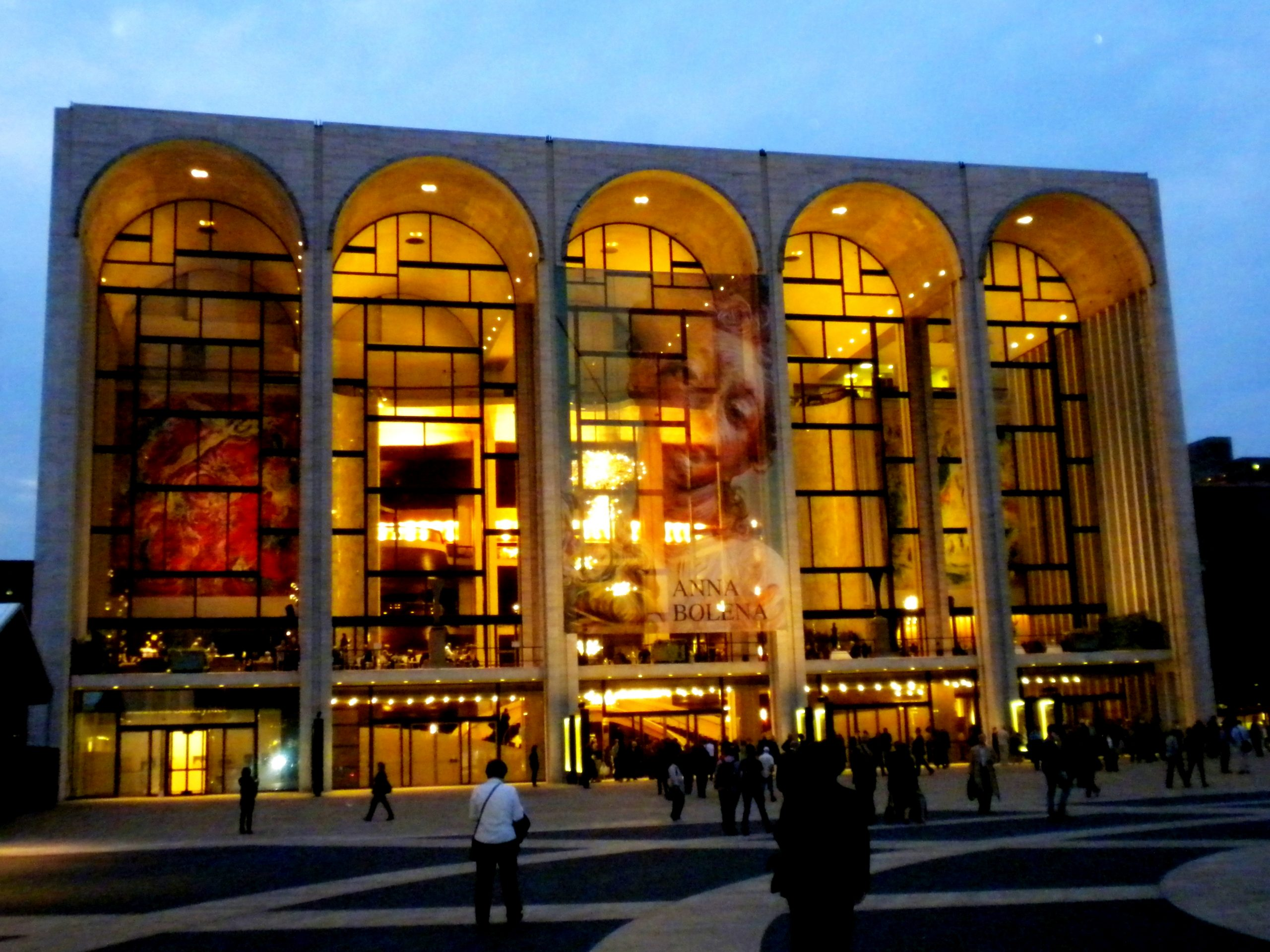 2010, Metropolitan Opera House, Lincoln Center, New York, New York