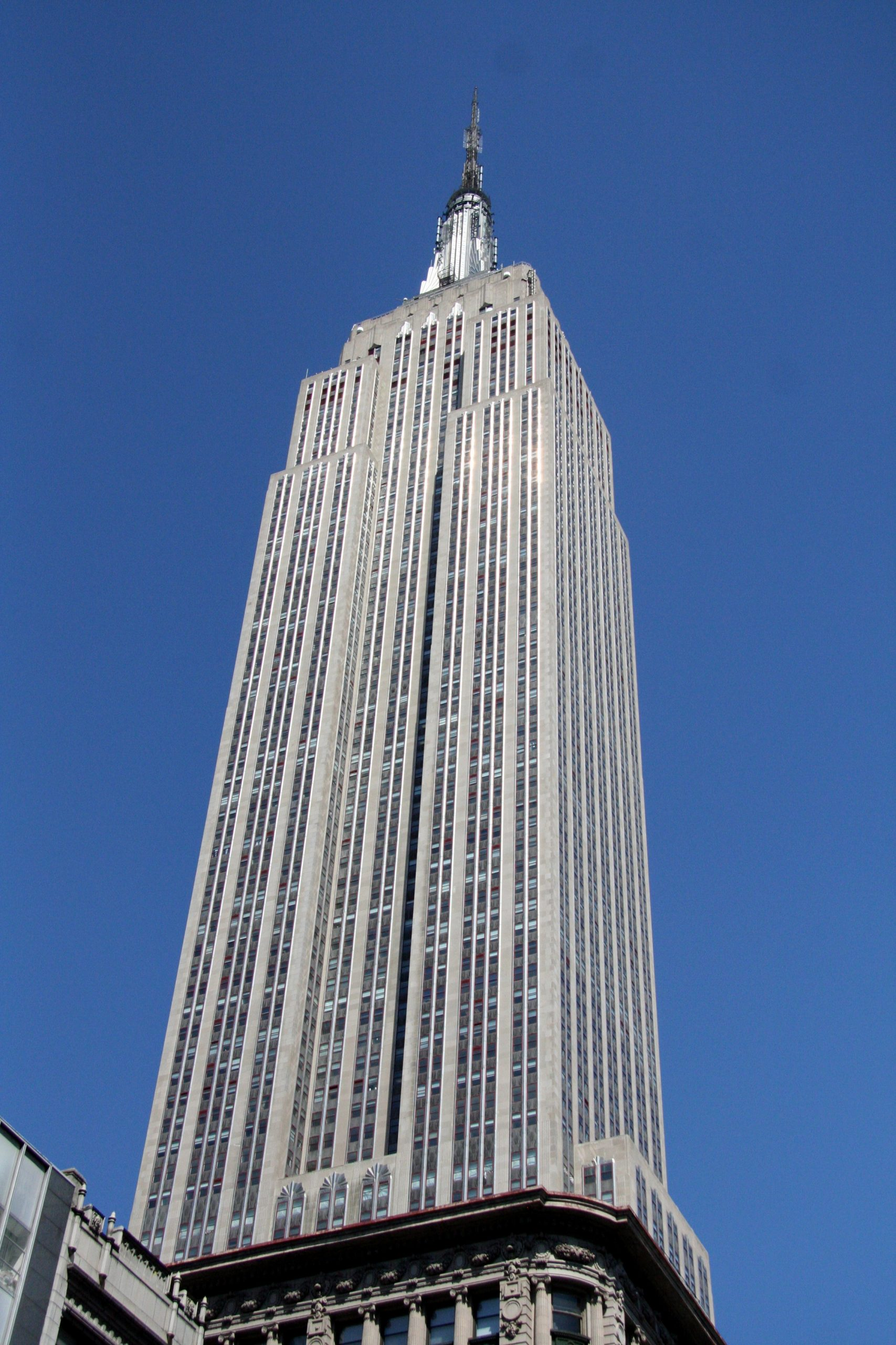 2010, Empire State Building, New York, New York