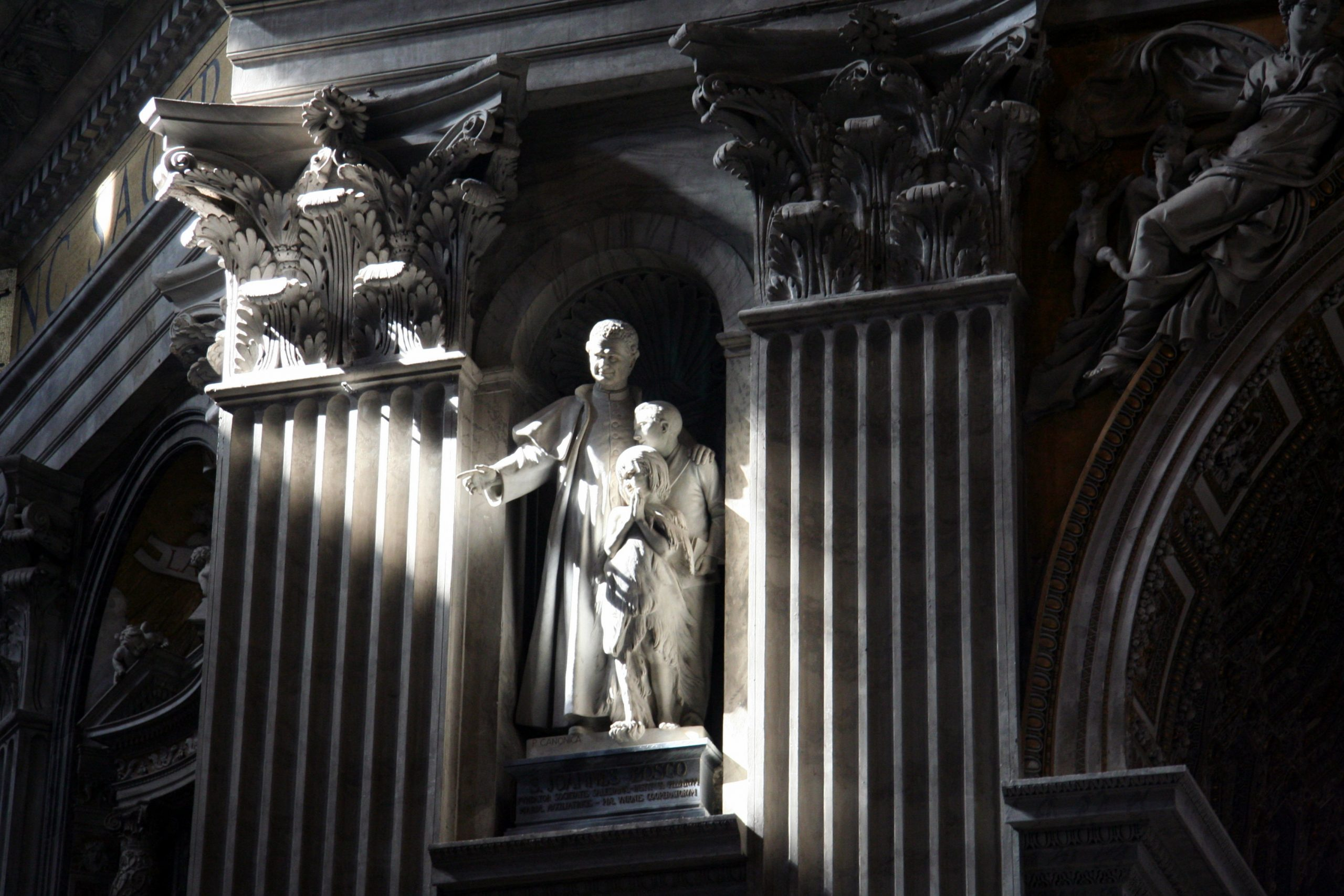 2008, St. Peter's Basilica, Vatican City, Italy
