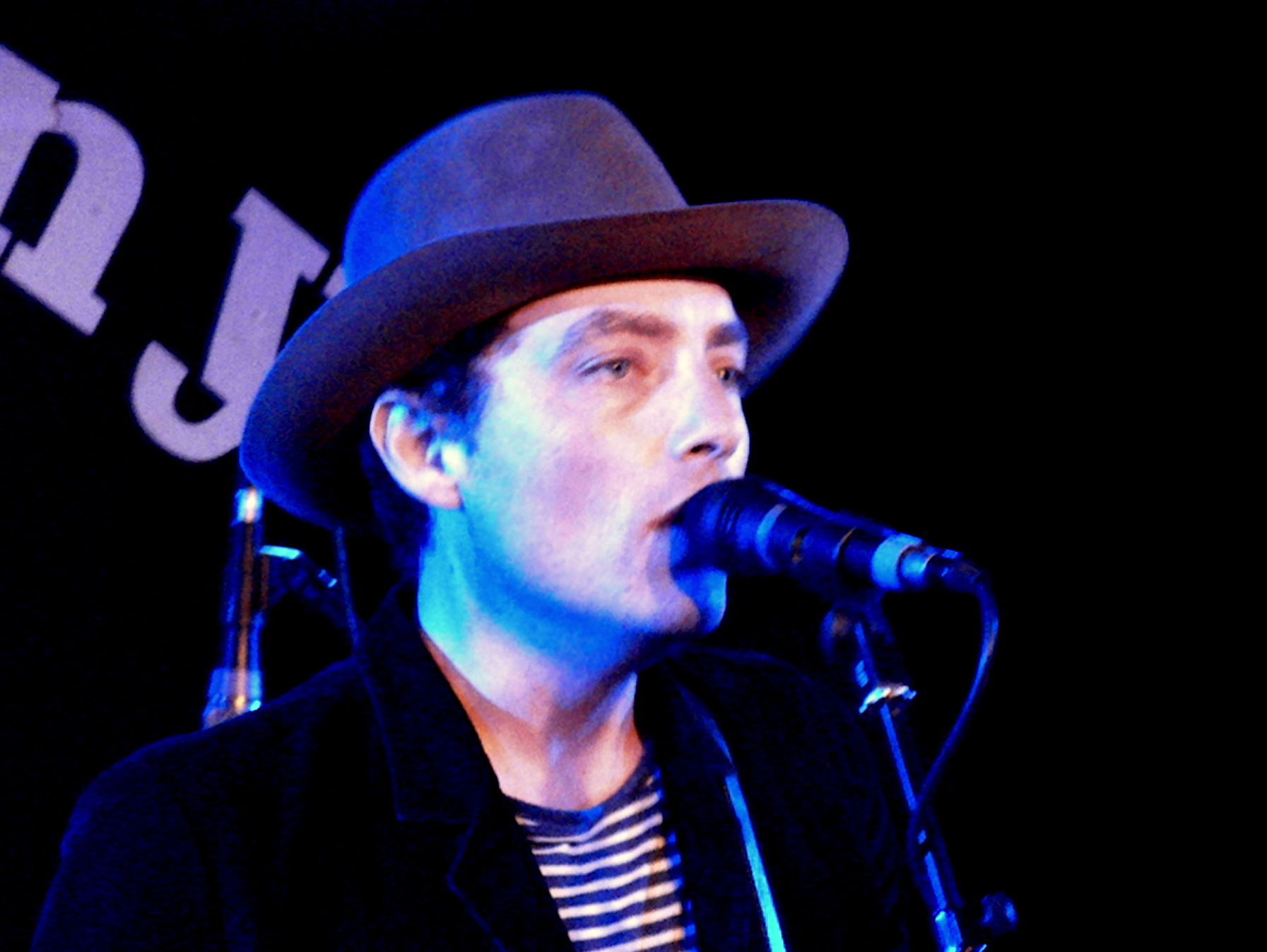 2012, Jakob Dylan at the Stone Pony, Asbury Park, New Jersey