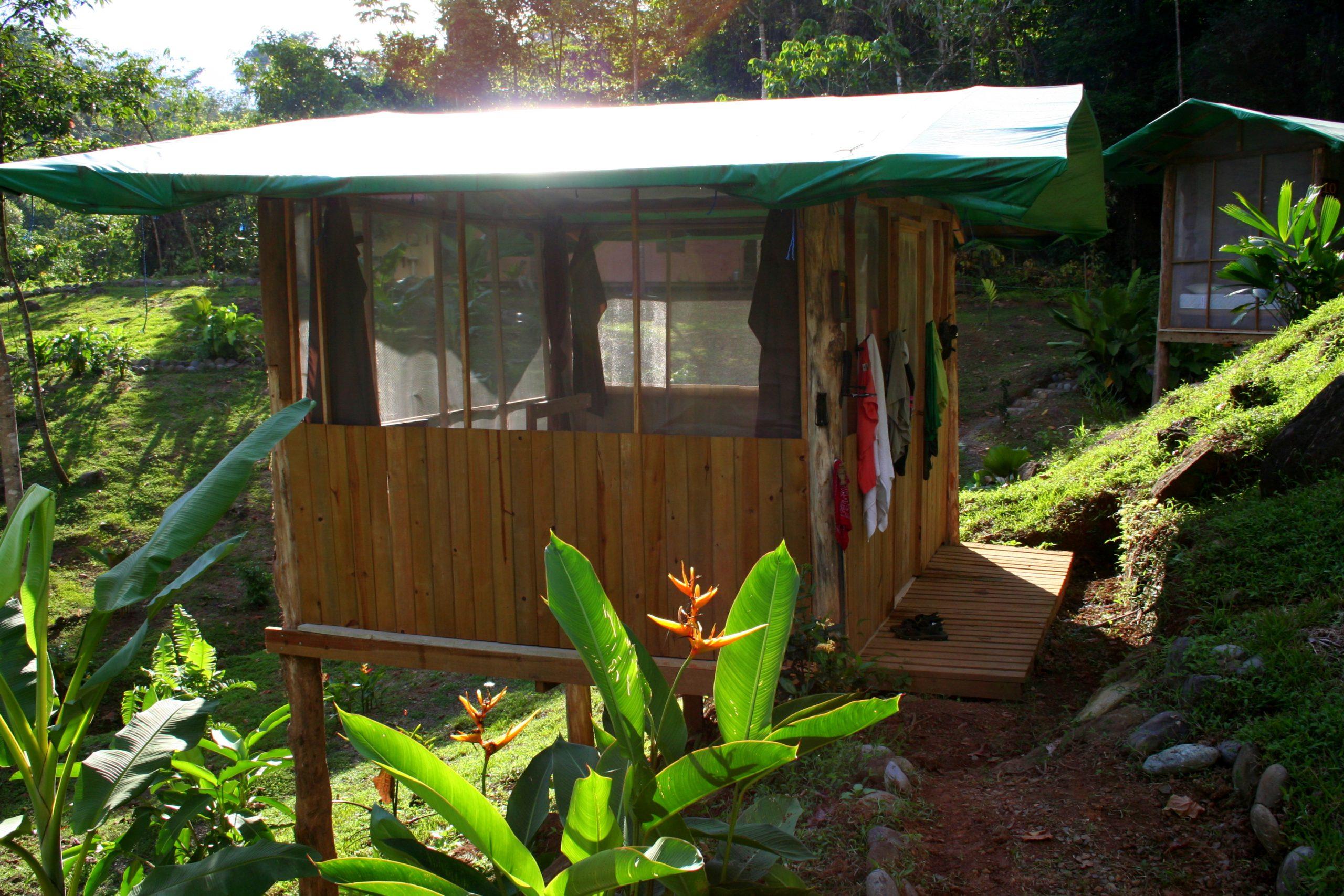 2006, Pacuare River Lodge, Costa Rica