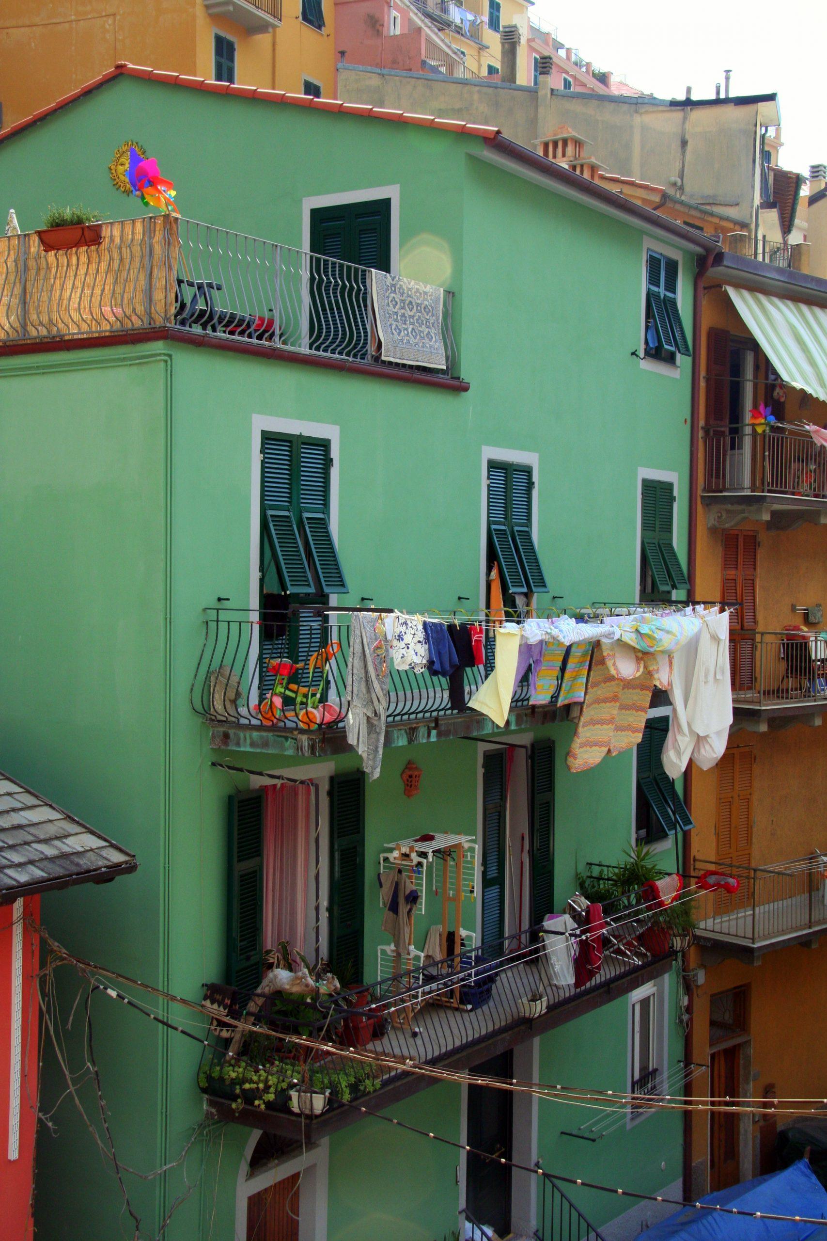 2008, Cinque Terre, Italy
