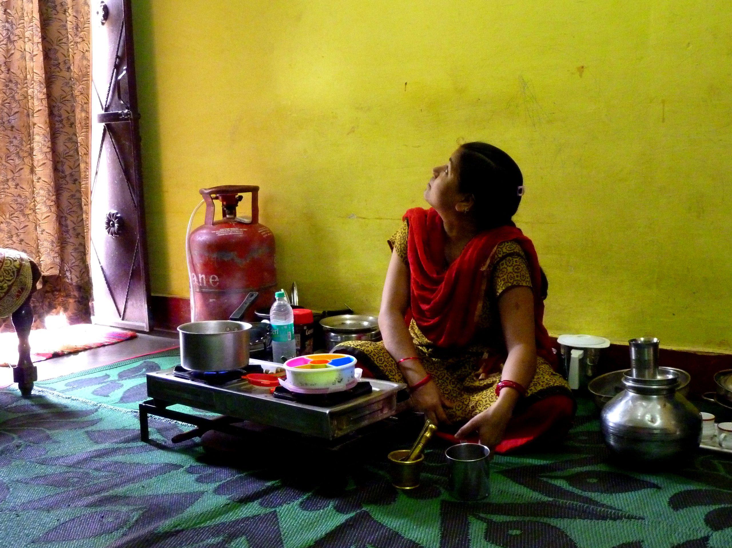 2015, Orchha, India