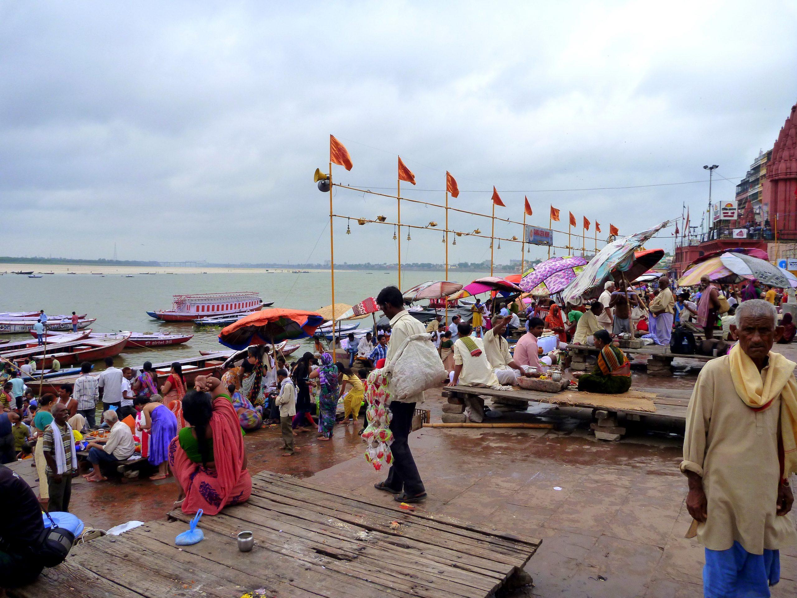 2015, Varanasi, India