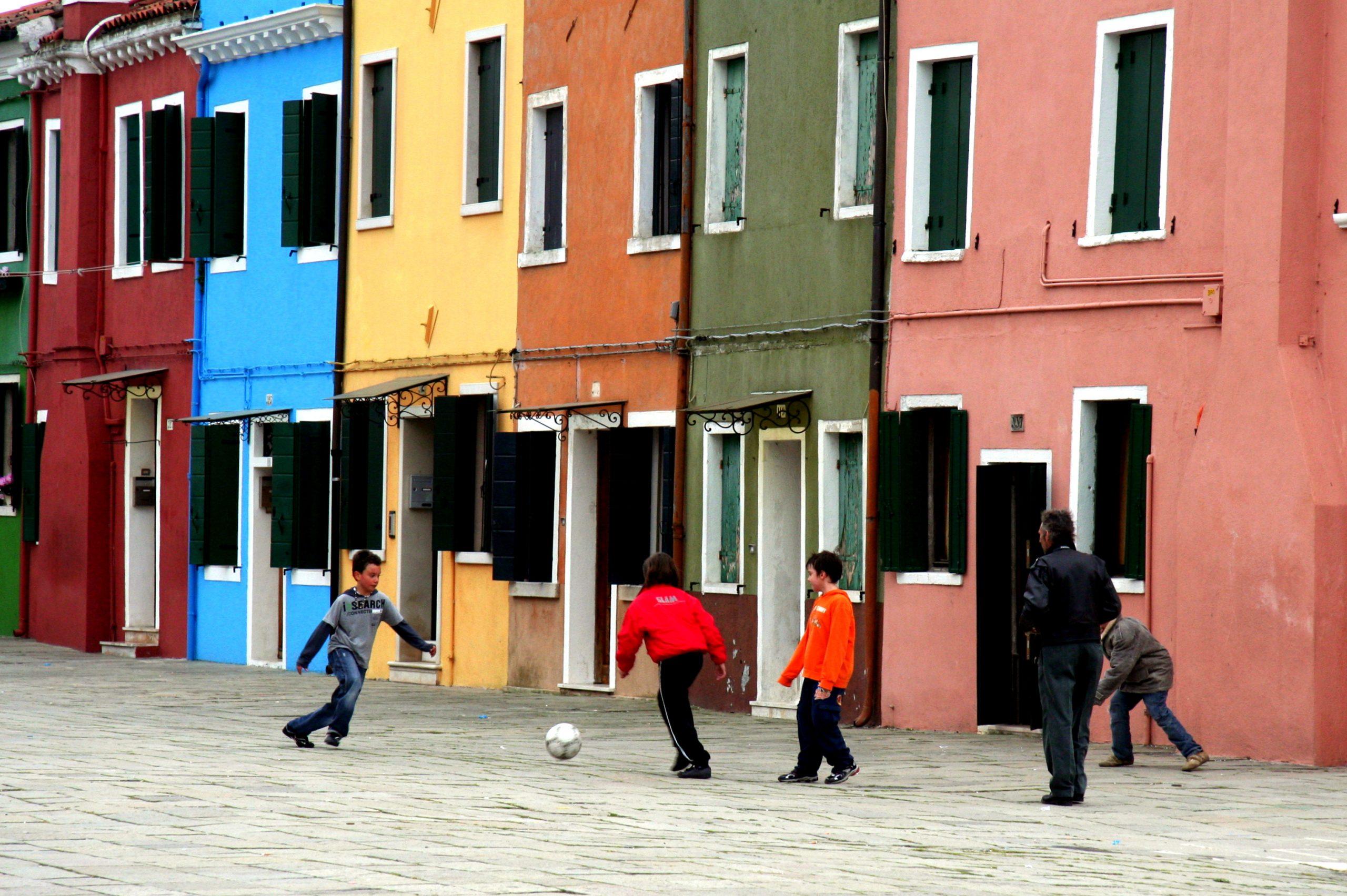 2009, Burano, Italy